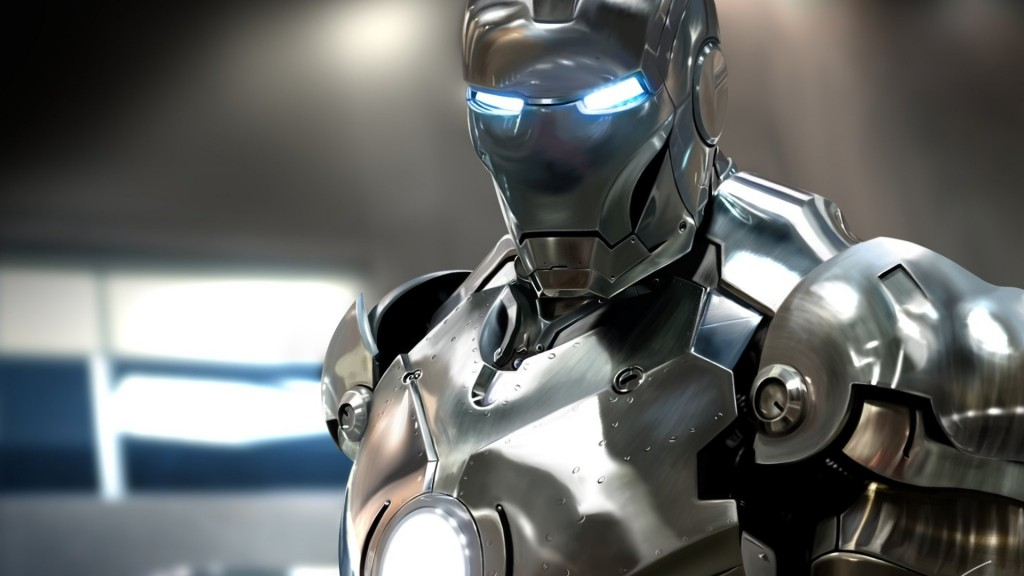 Desktop Iron Man Wallpaper HD 1920x1080 7