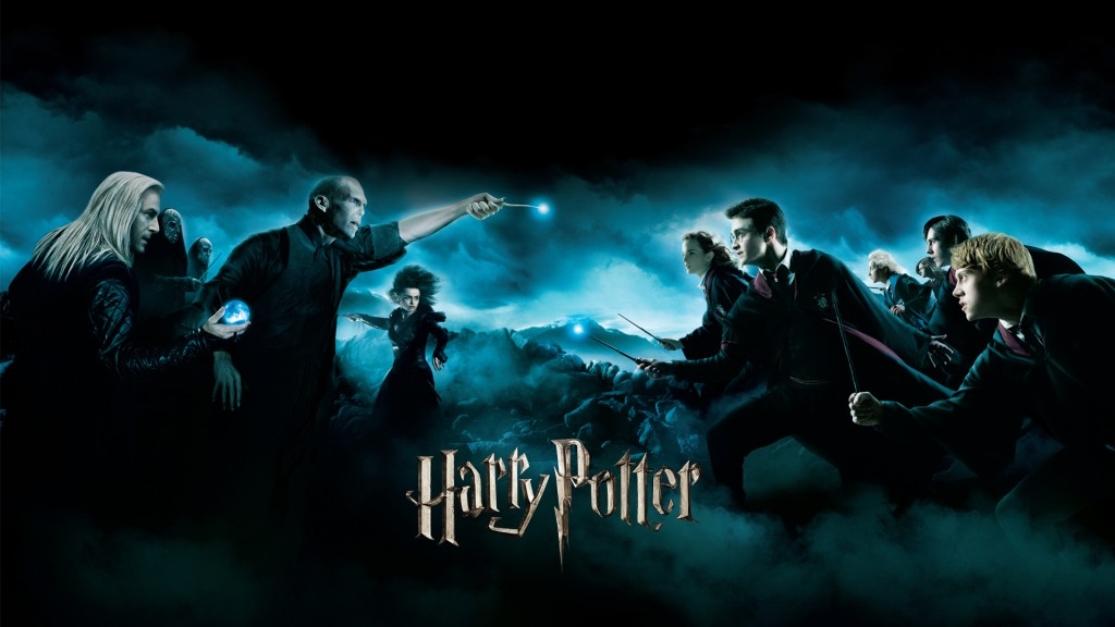 Desktop Harry Potter Wallpaper