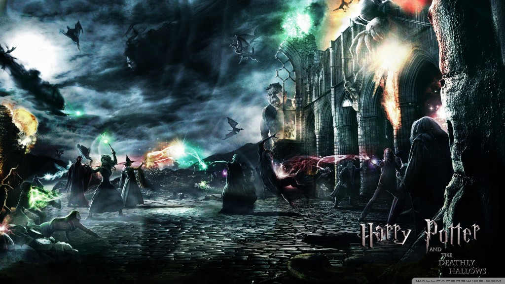 Harry Potter Wallpaper HD 1920x1080 8