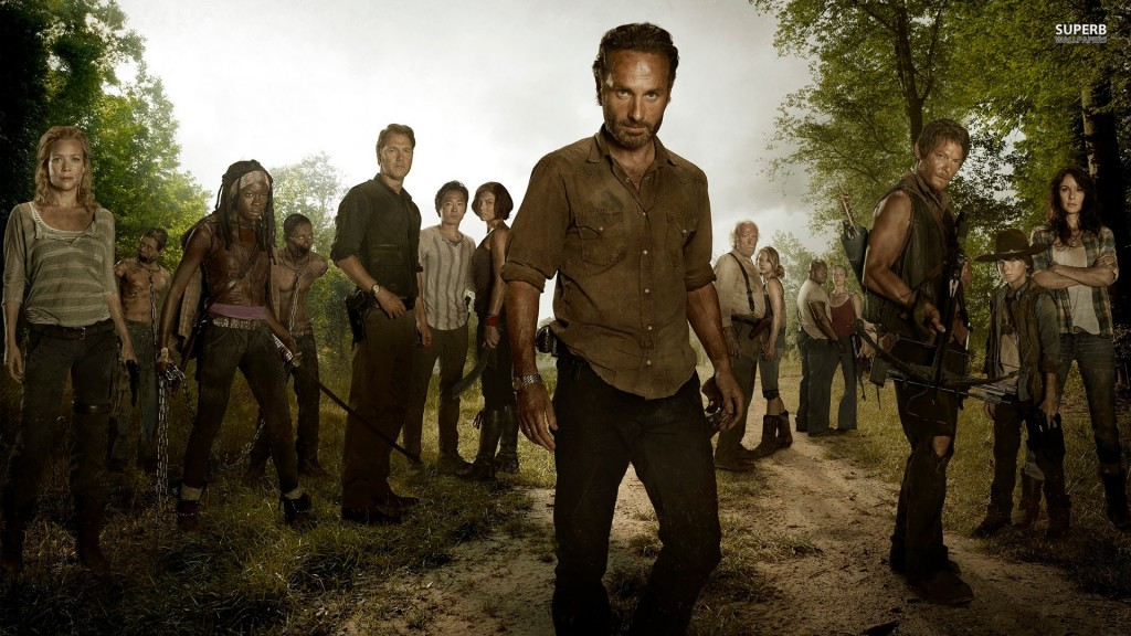 The Walking Dead Wallpaper HD 1920x1080 1
