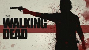 The Walking Dead Bakgrund HD