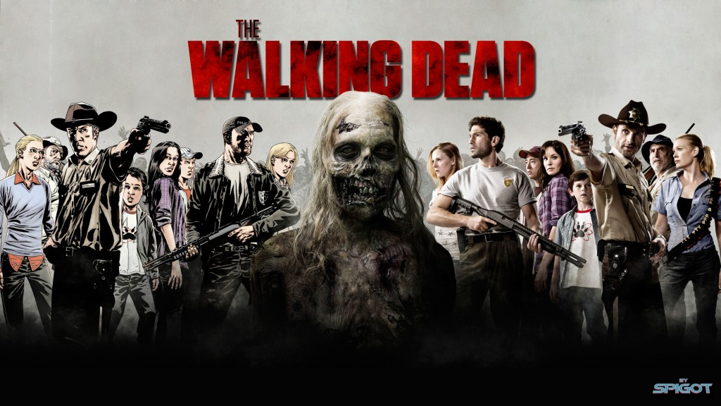 The Walking Dead Wallpaper HD 1920x1080 8