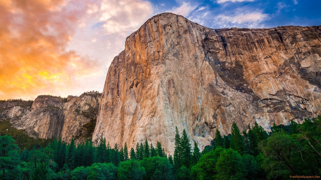 Yosemite Wallpaper HD 1920x1080 8