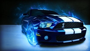 Car Wall Mustang HD