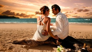Couple romantique Wallpaper HD