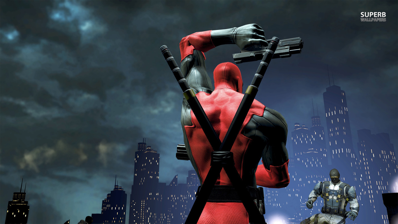 desktop deadpool wallpaper hd