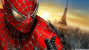 Bureau Spiderman Wallpaper HD