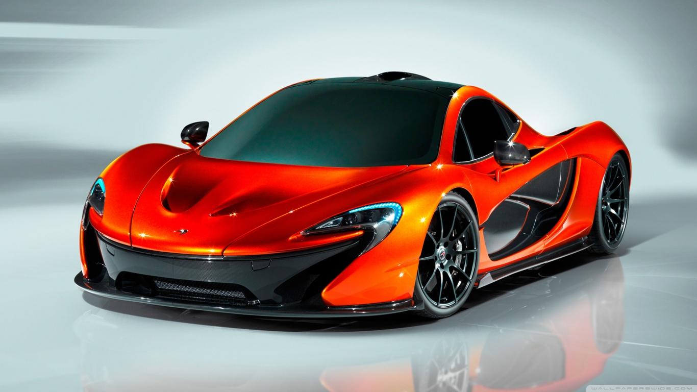8. McLaren Cars Wallpaper HD 1366x768 9 1024x576