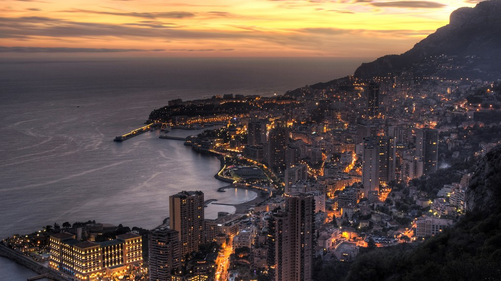 1080 tapetti _monaco_city