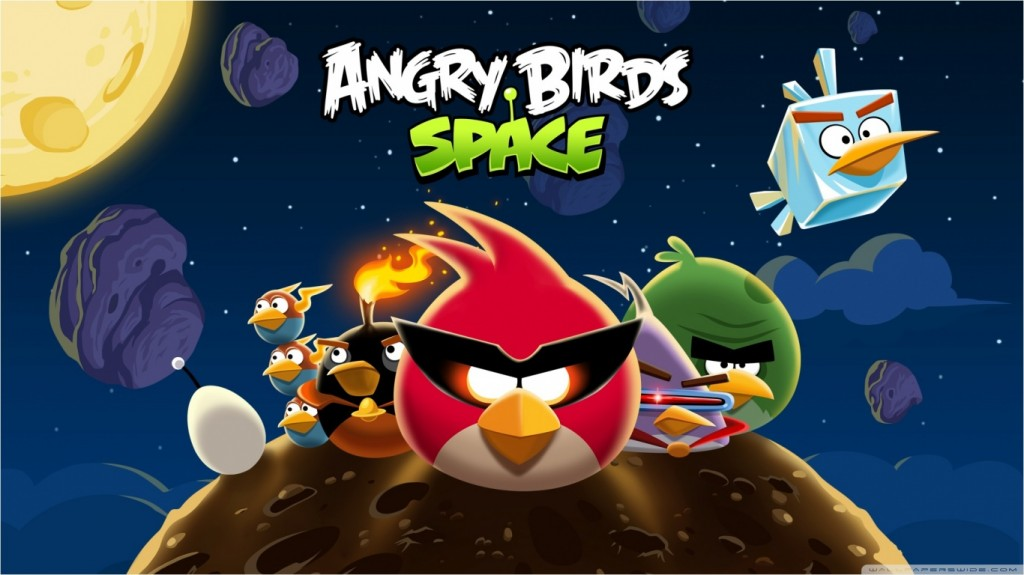 Angry birds wallpaper2
