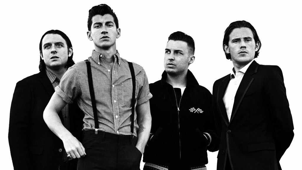 Arctic monkeys wallpaper2
