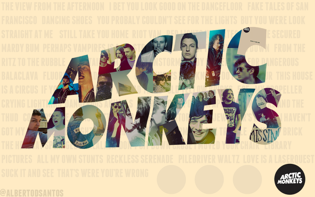 Arctic monkeys wallpaper3
