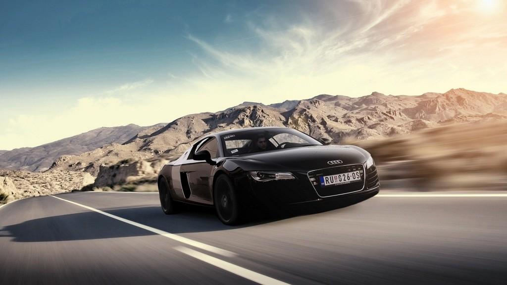 Audi r8 wallpaper2