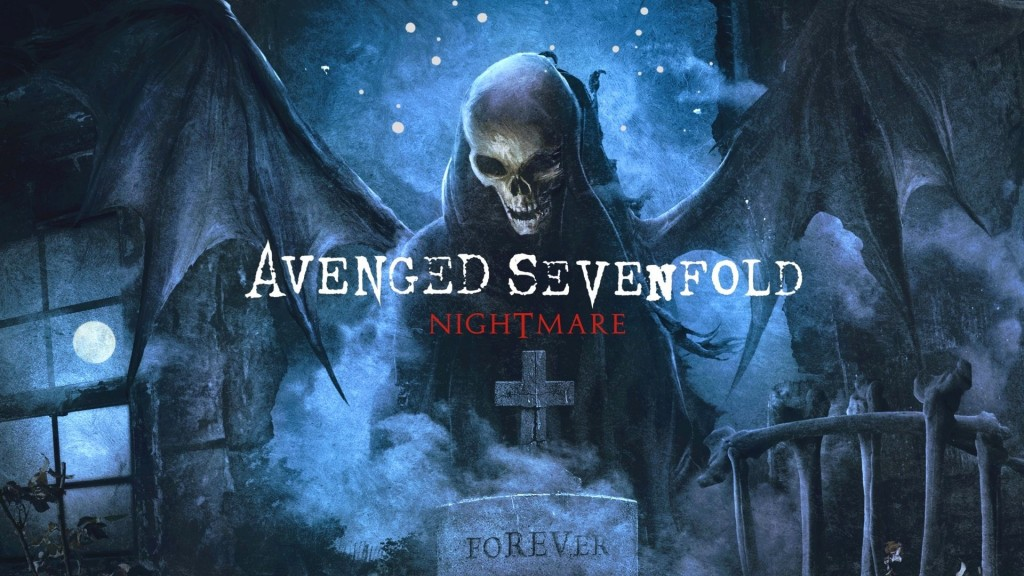 Avenged Sevenfold tapet