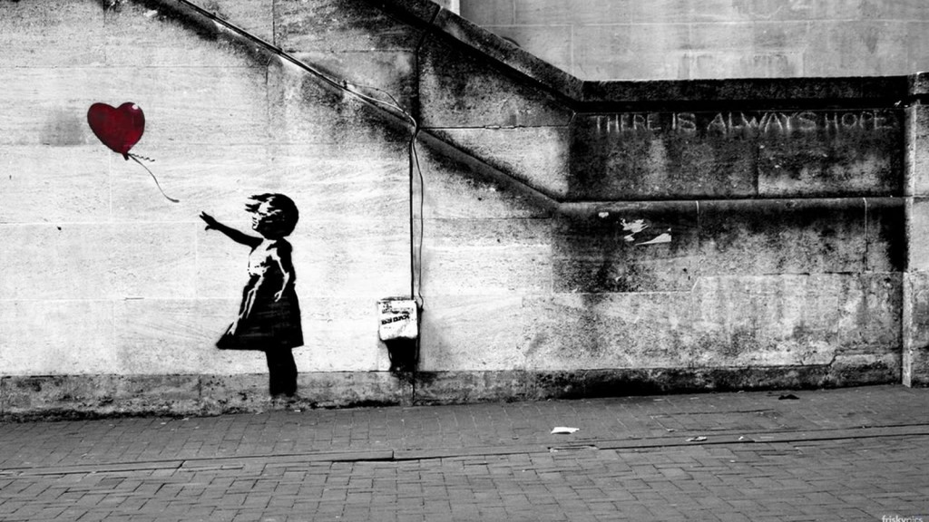 Banksy wallpaper2