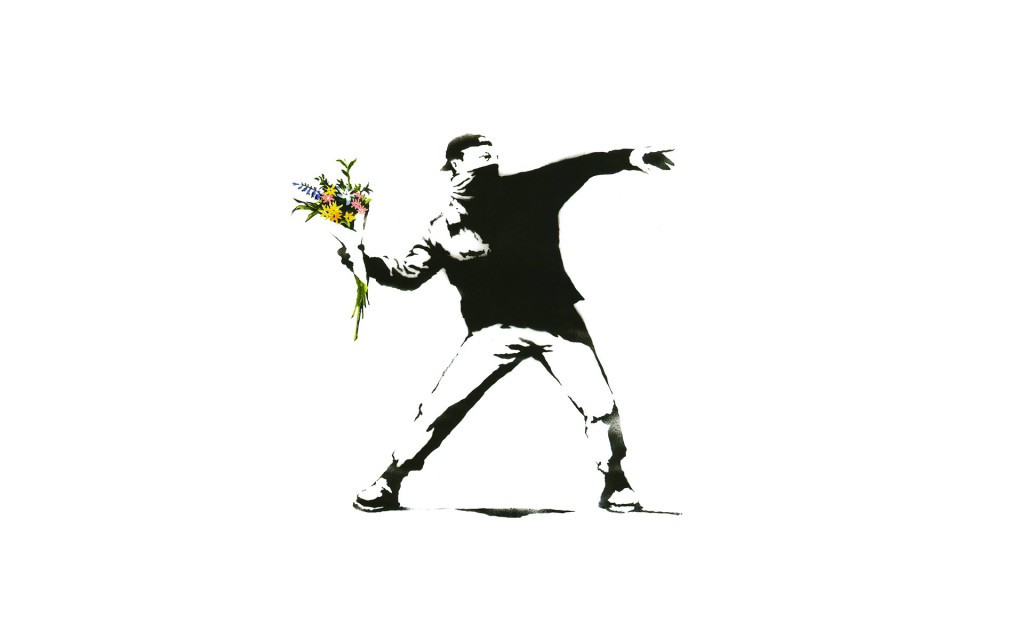 Banksy wallpaper3