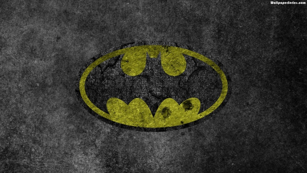 Batman logo wallpaper