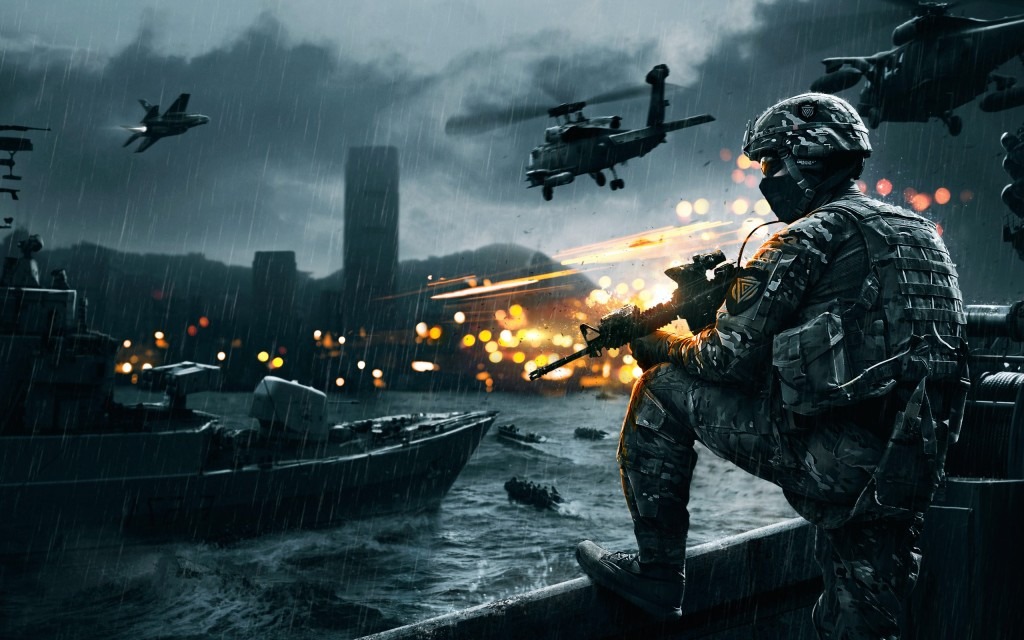 Battlefield wallpaper