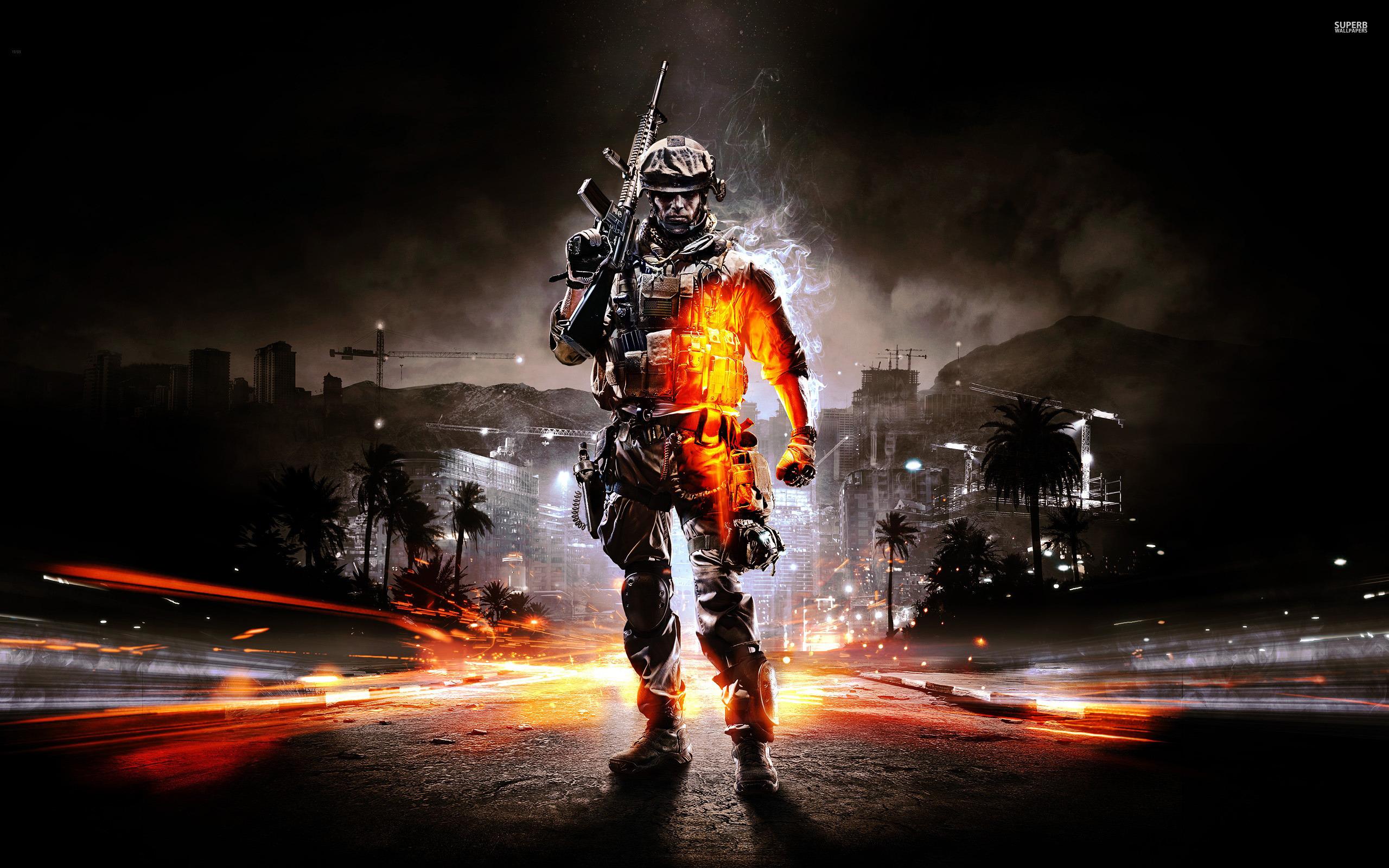 Battlefield Fond D'écran HD