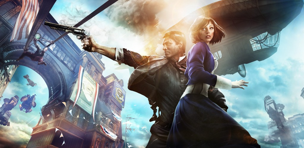 Bioshock infinite wallpaper2