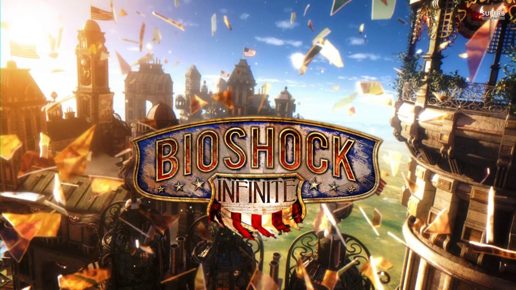 Bioshock infinite wallpaper5