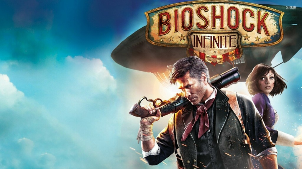 Bioshock infinite wallpaper6