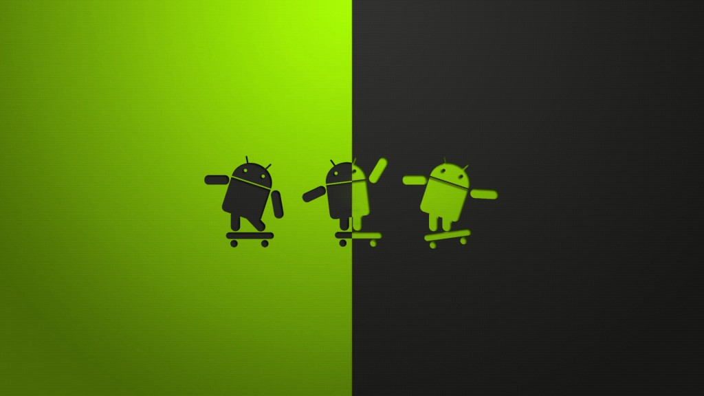 Black wallpaper android3