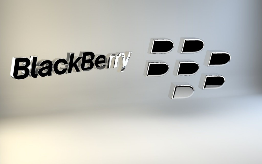 Blackberry tapet