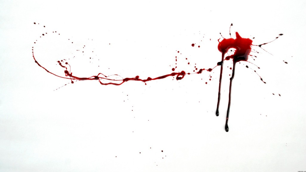 Blood wallpaper3