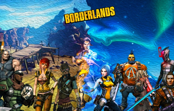 Borderlands 2 wallpaper7