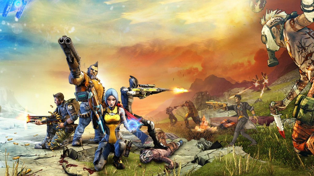 Borderlands wallpaper2