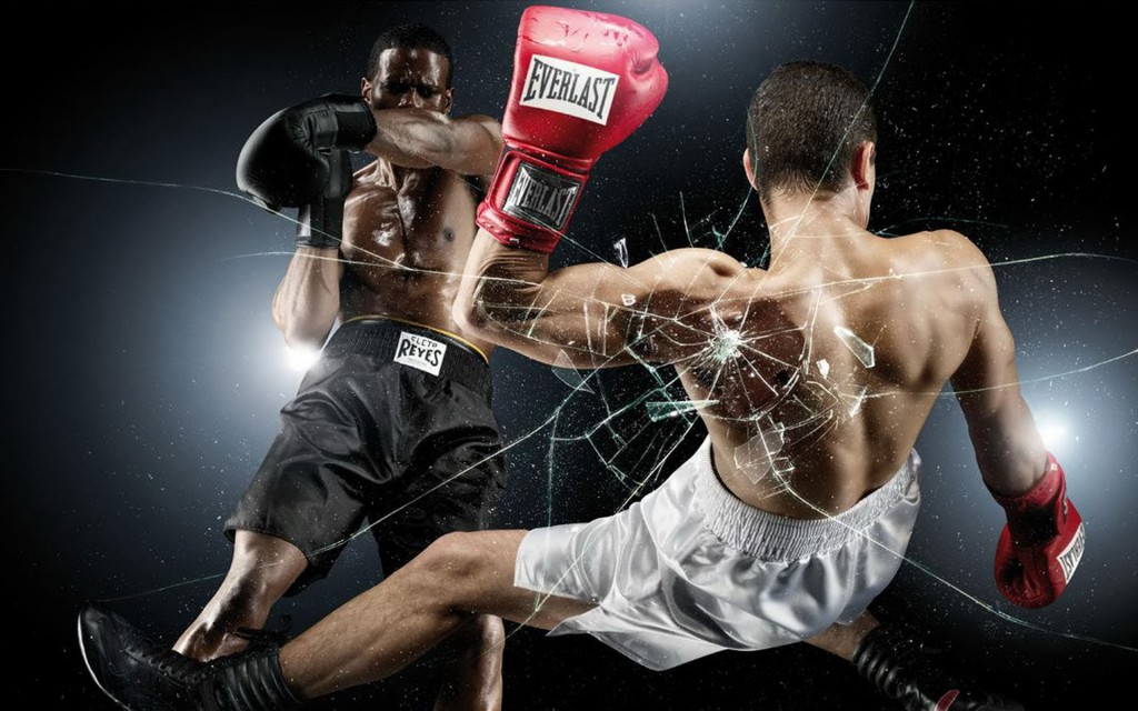 Boxing wallpaper2