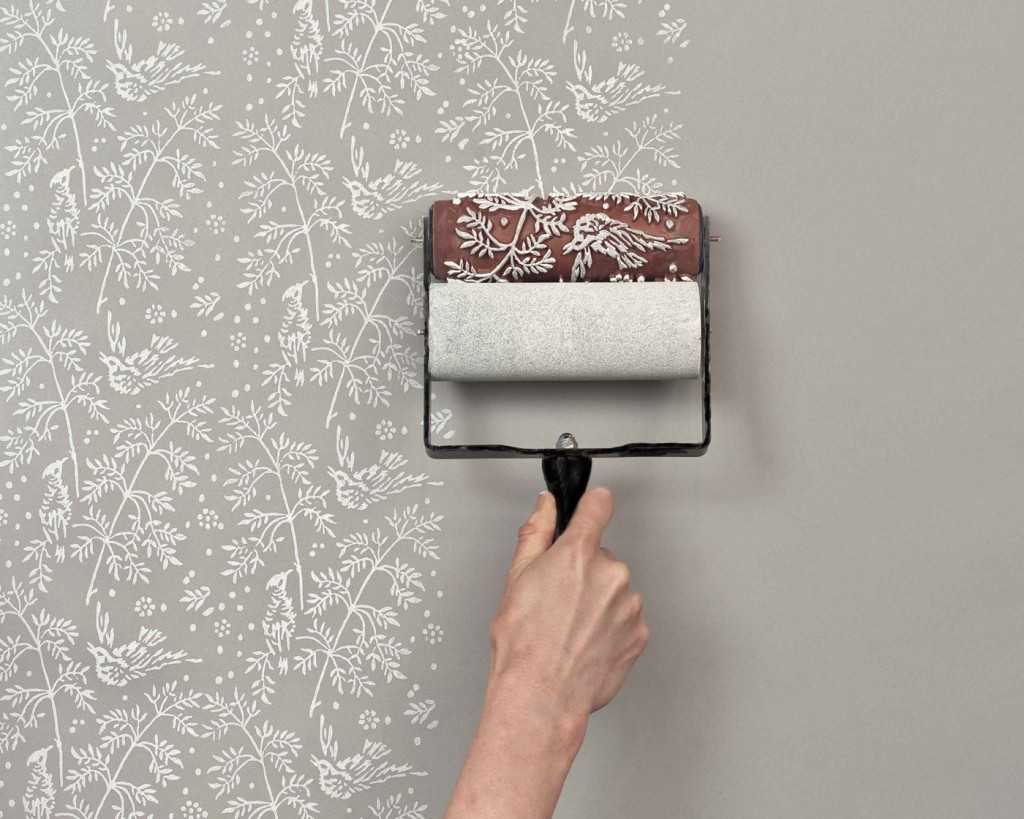 Can you paint over wallpaper5