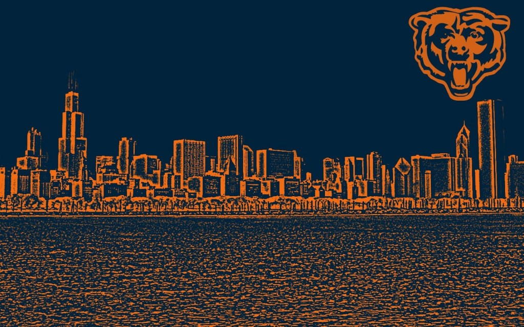 Chicago bears wallpaper6