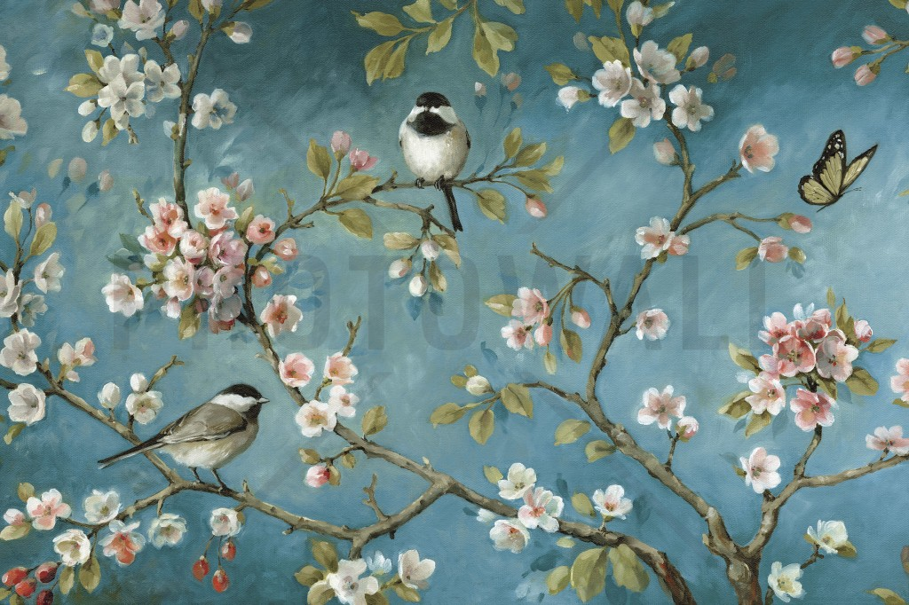 Chinoiserie Wallpaper5