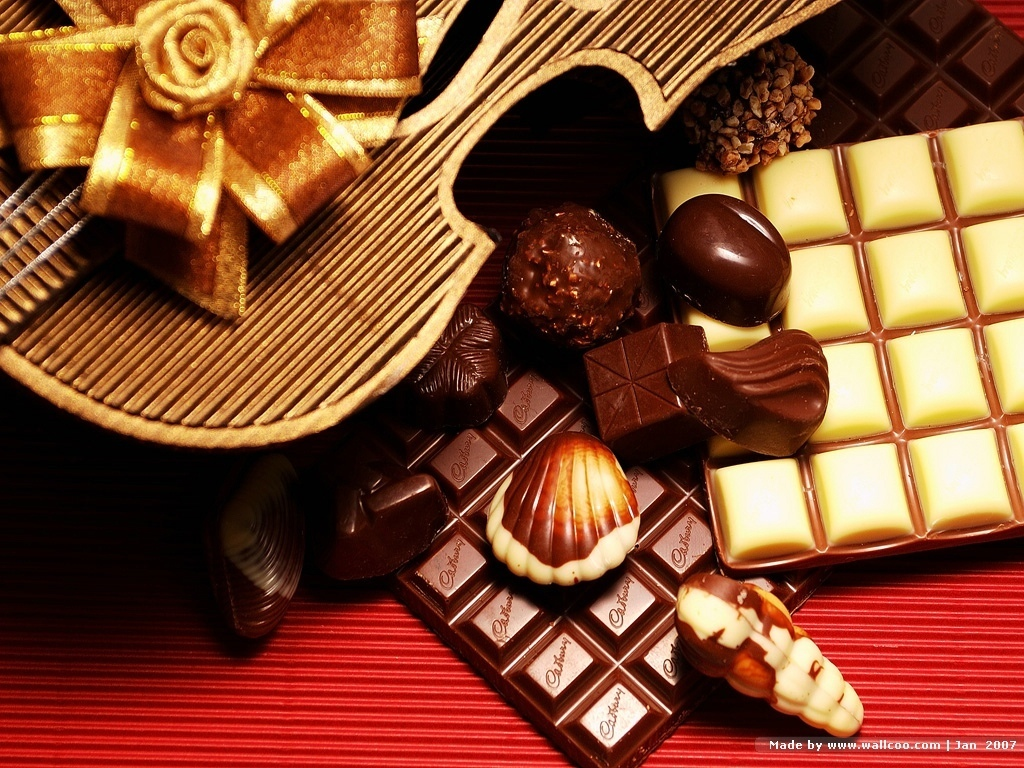 Chocolate wallpaper5