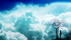 Nuvens wallpaper HD