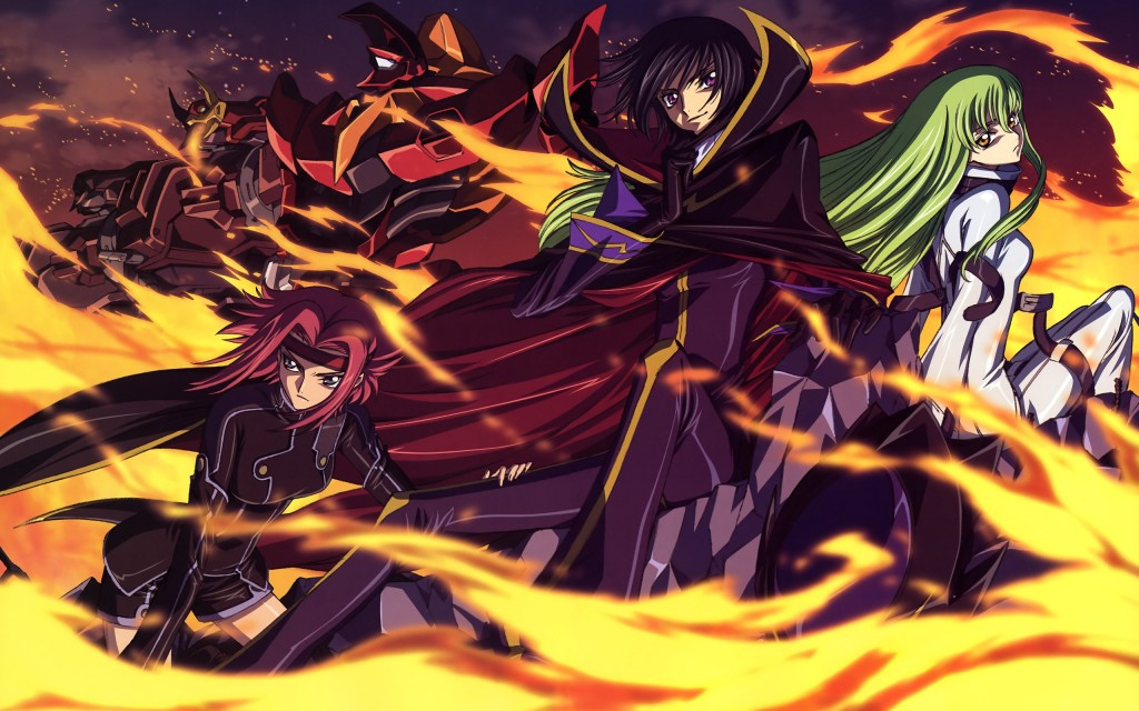 Kod geass wallpaper3