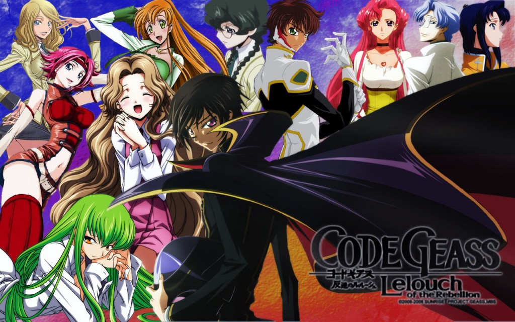 Kod geass tapet
