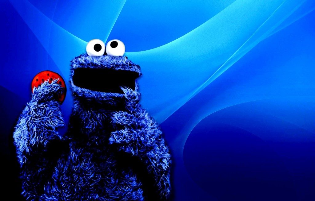 Cookie monster wallpaper4