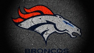 Denver Broncos Tapete