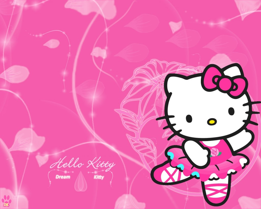 Download hello kitty wallpapers