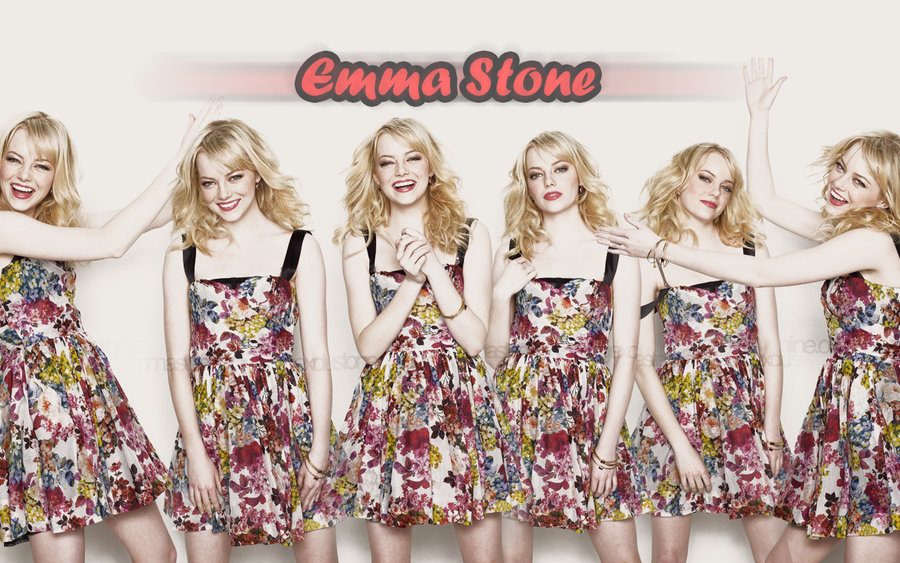 Emma Stone wallpaper4