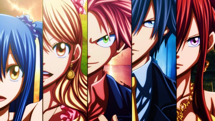 Fairy tail wallpaper hd6