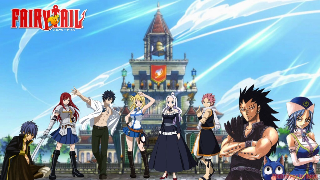 Fairy tail wallpaper hd9