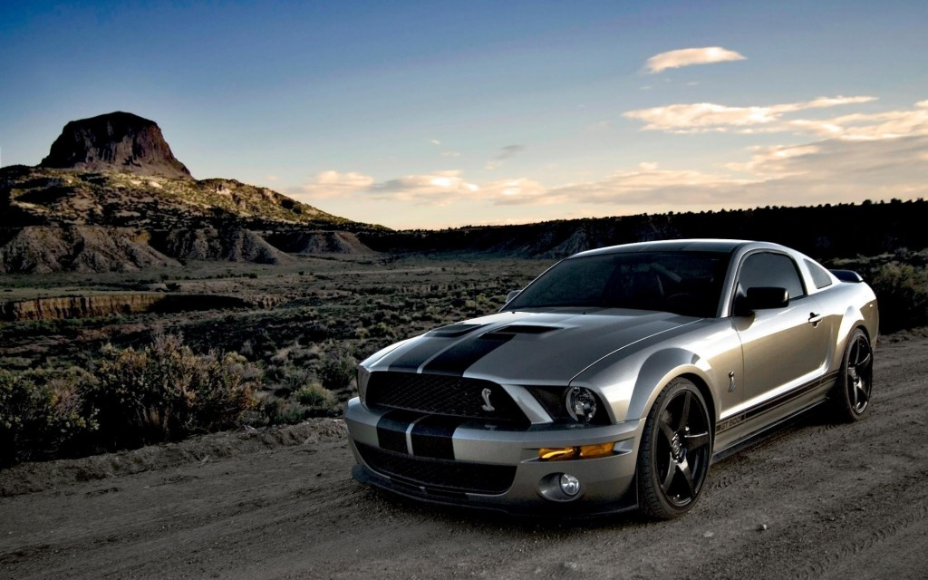 Ford Mustang wallpaper4