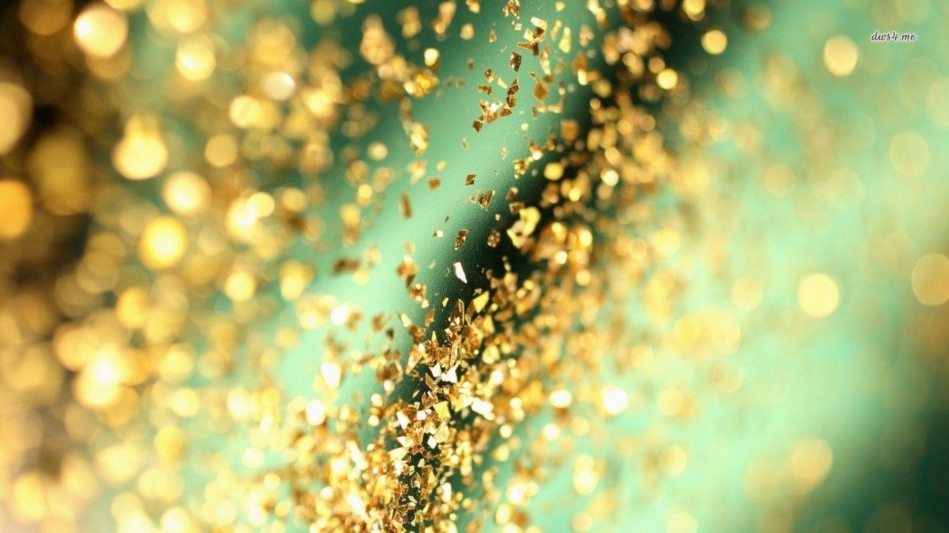 Pink And Gold Glitter Iphone Wallpaper: Fond D'écran Paillettes D'or