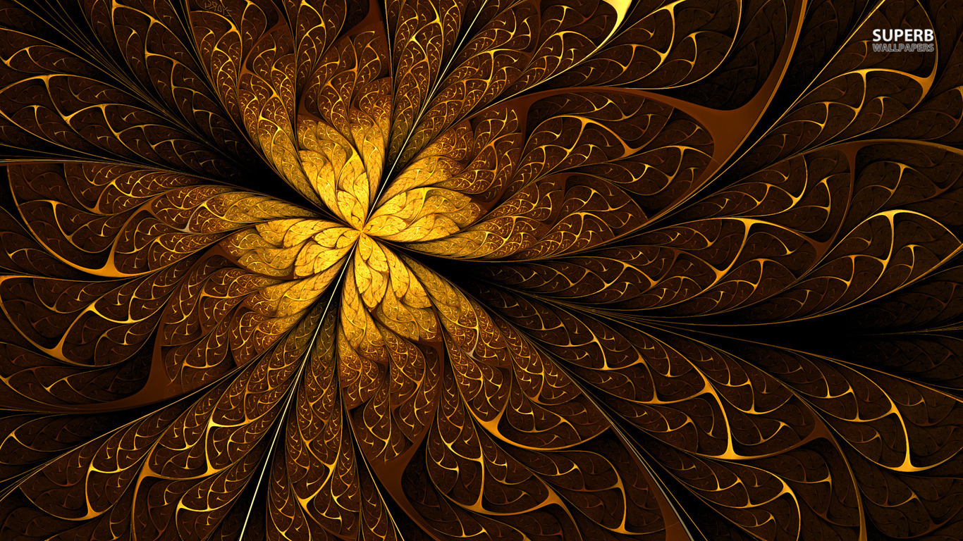 Golden Design Wallpaper : Golden wallpaper hd