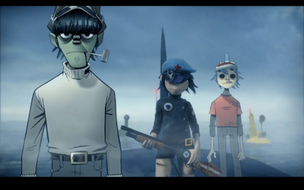 Gorillaz wallpaper3