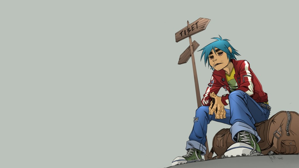 Gorillaz Wallpaper5